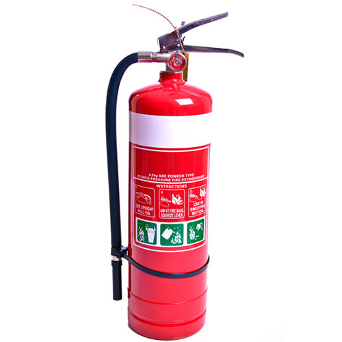 Dcp Type Fire Extinguisher Safetech